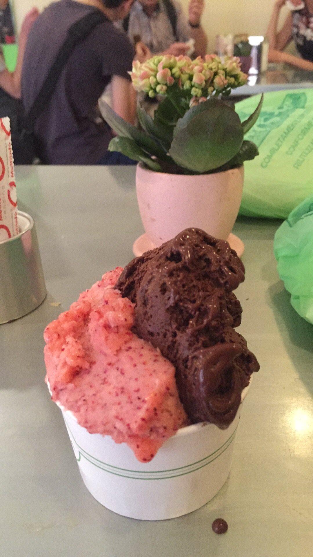3 Days in Rome: vegan gelato