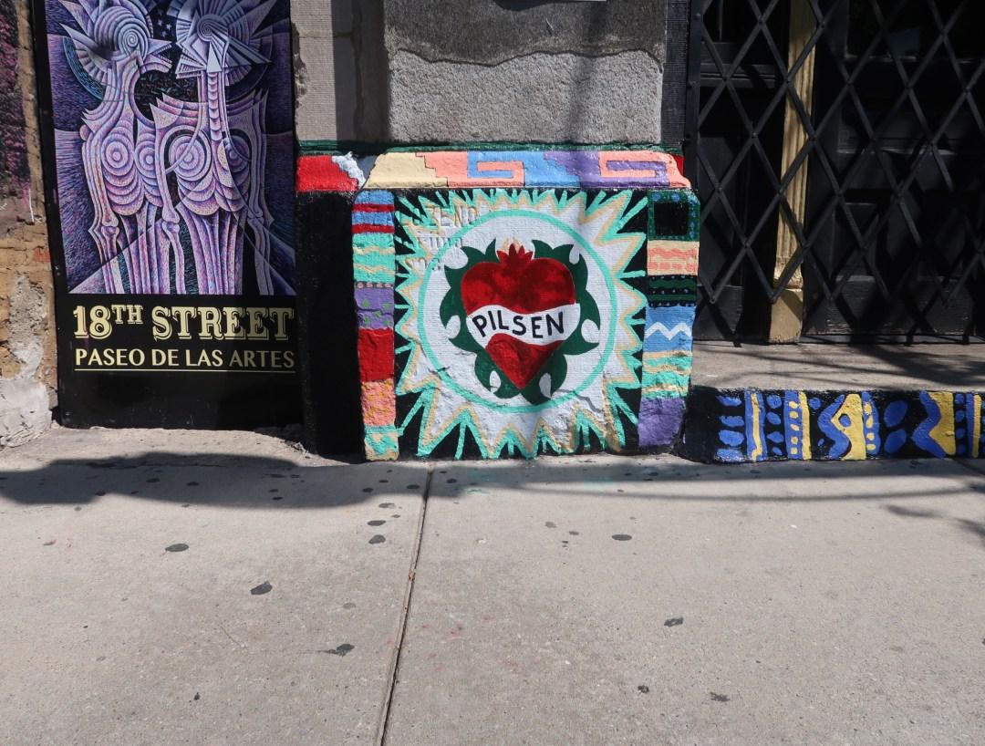 Pilsen Chicago mural
