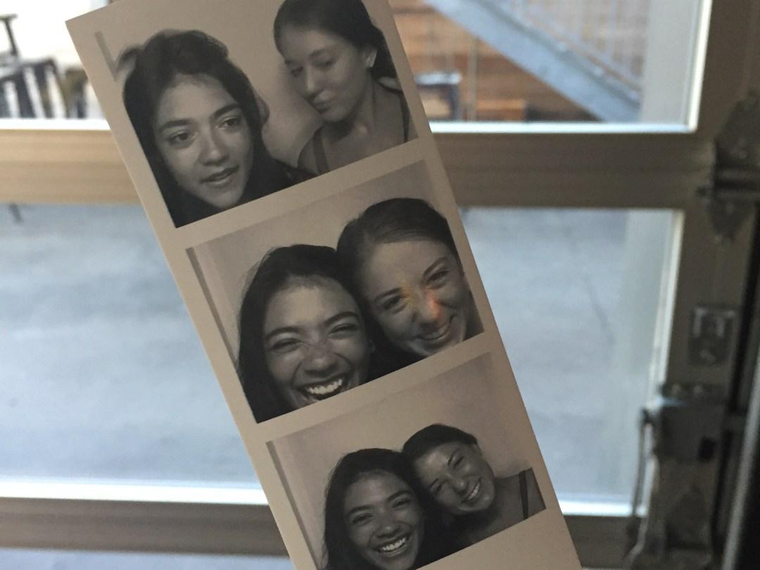 photo booth polaroid