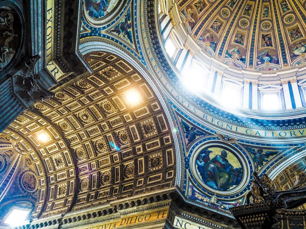 3 Days in Rome: Basilica at The Vatican