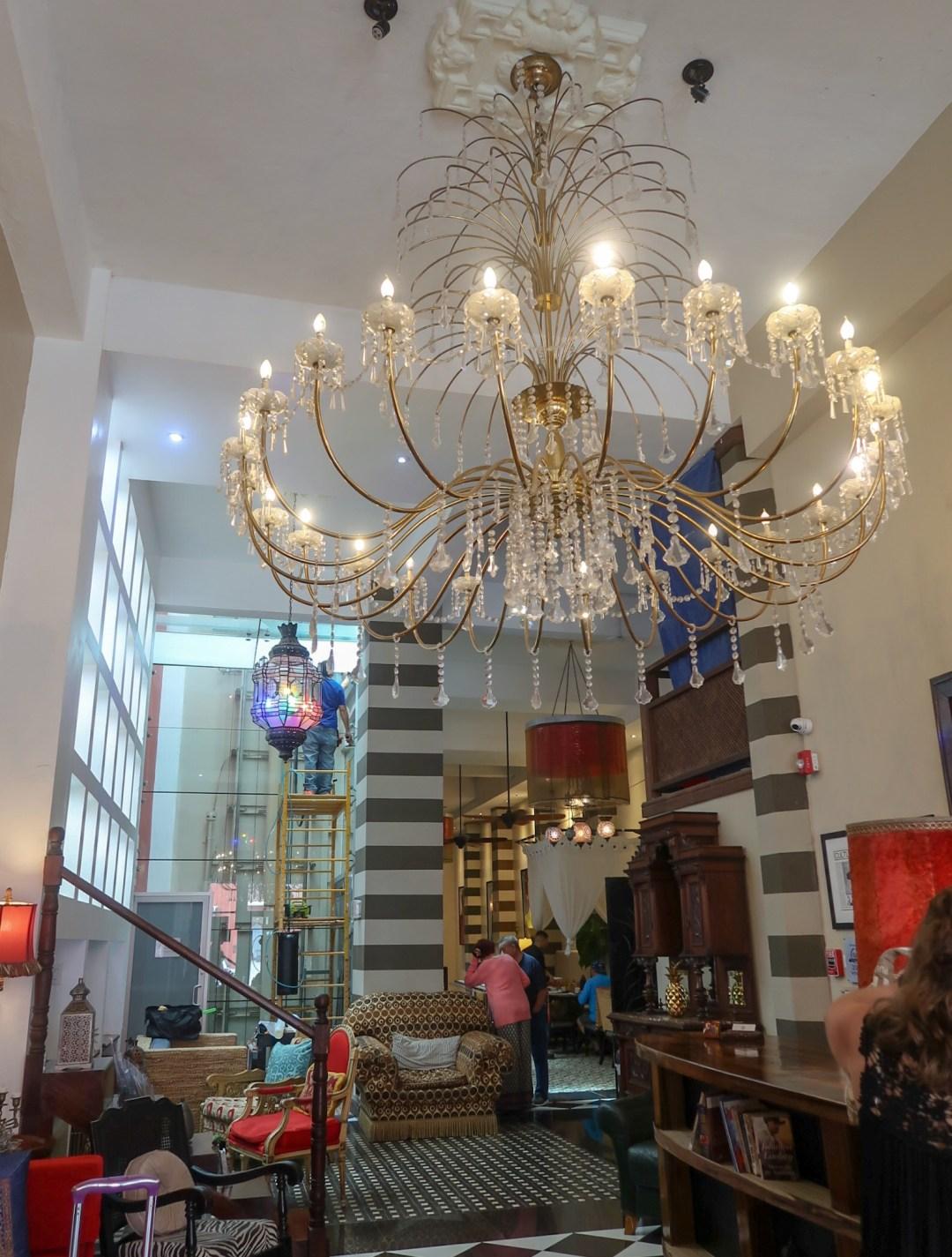 casablanca hotel, old san juan