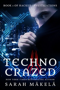 Book Cover: Techno Crazed