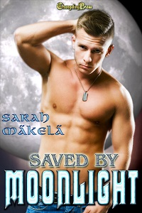 Book Cover: Saved by Moonlight