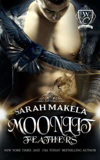 Book Cover: Moonlit Feathers
