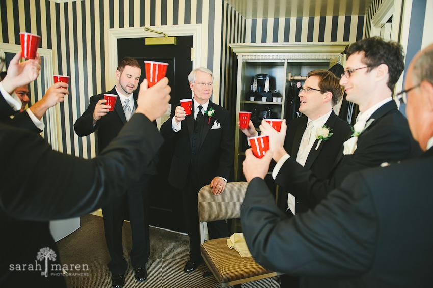 Classic Citizen Hotel Wedding by Sarah Maren Photography