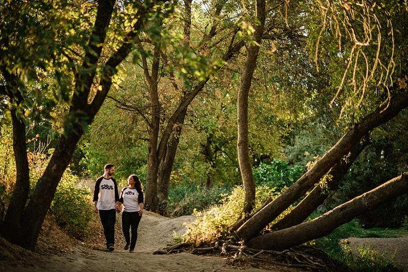 Engagement Session Roseville California