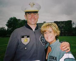 Tom Sarah WP Grad