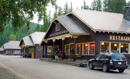 West Glacier Restaurant