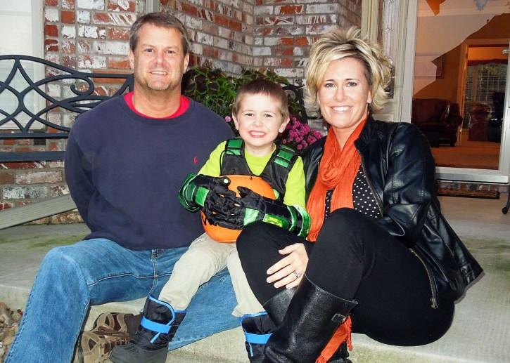 Hood Family | Halloween 2014