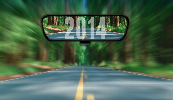 2014 in the rearview