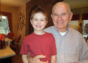 Colt and Papaw