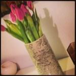 Impressed Vase
