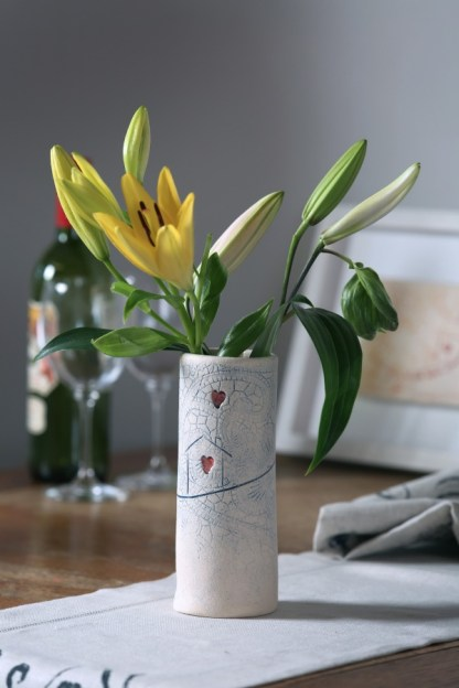 Home Comforts Vase in different colors and sizes