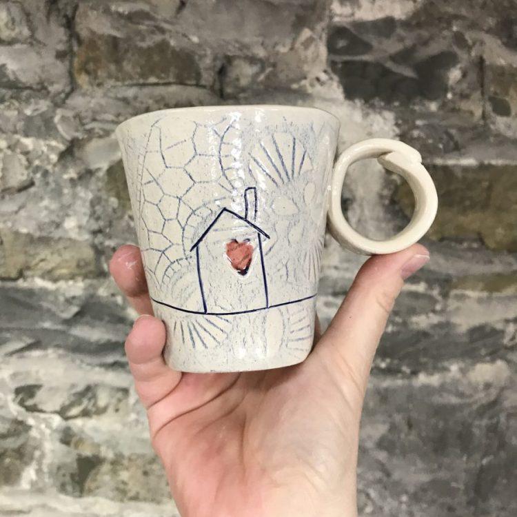 Home Comfort Mug