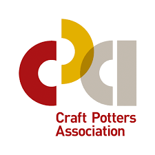 official logo of the craft potters association of great britain