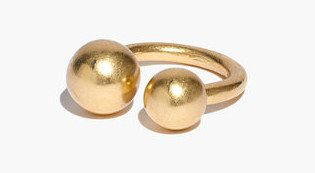 Madewell Cosmic Connection Ring