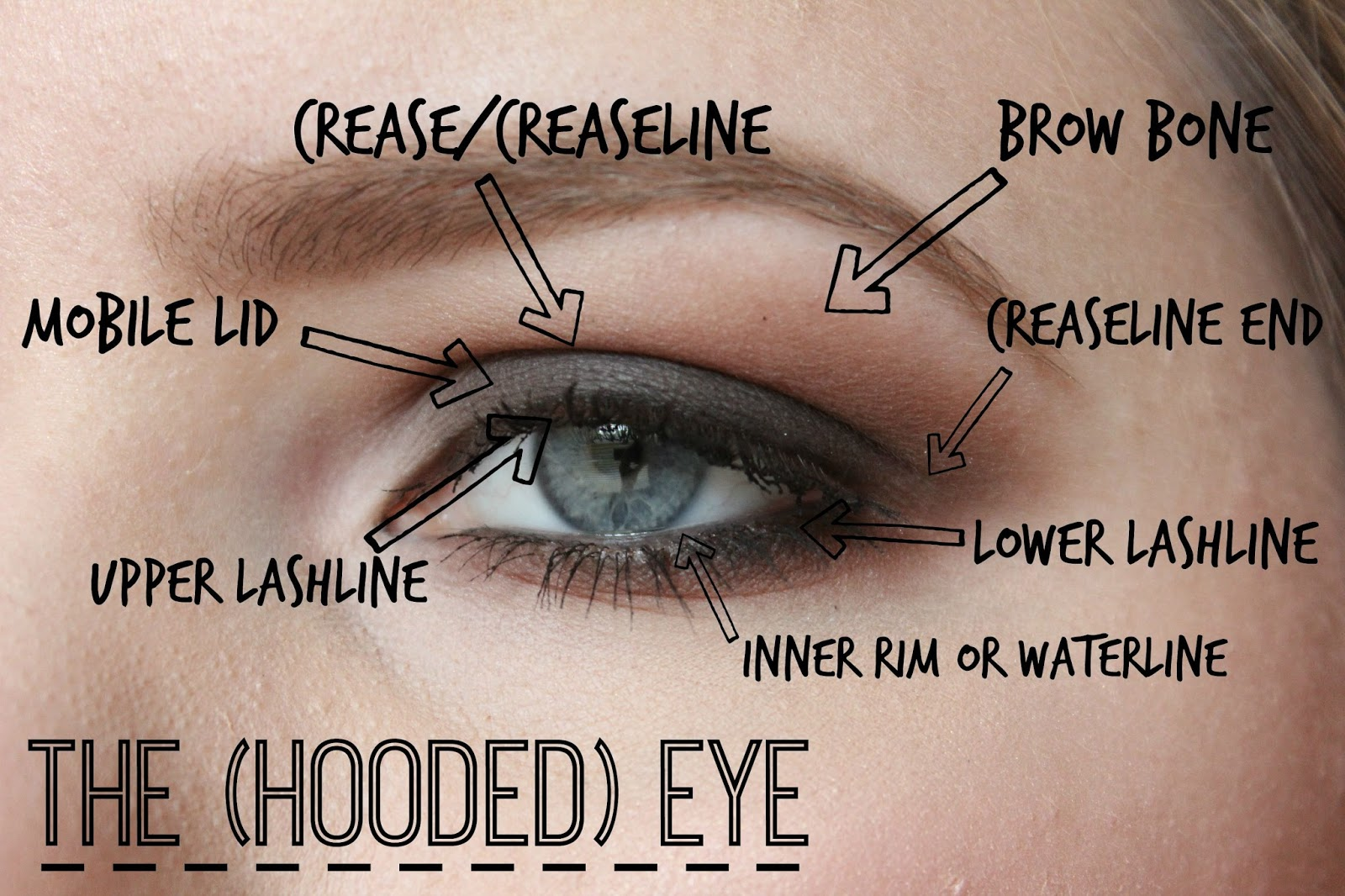 8 Makeup Tips For People With Hooded Eyes - SarahNajafi.com