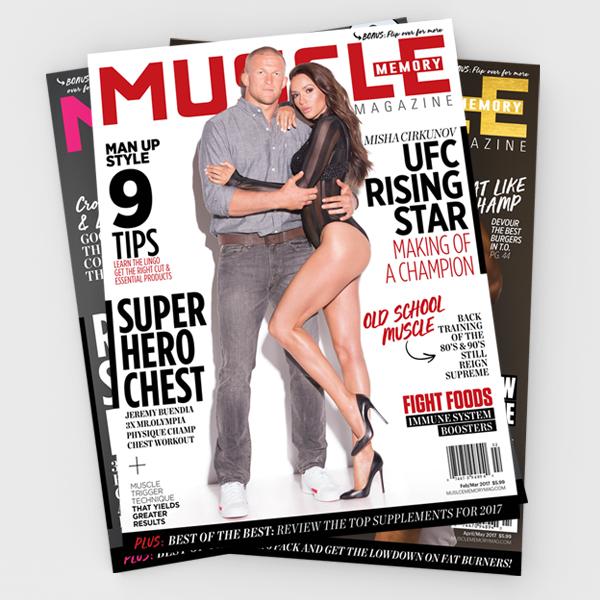 Muscle Memory Magazine