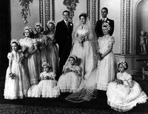 Princess Margaret\'s Wedding to Anthony Armstrong-Jones