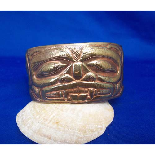Copper Bear Reproxee Bracelet by Derek White