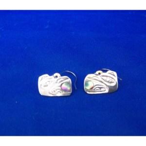 Raven Earrings by Derek White