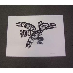 Limited Editon Raven Print by Freddie Wislon