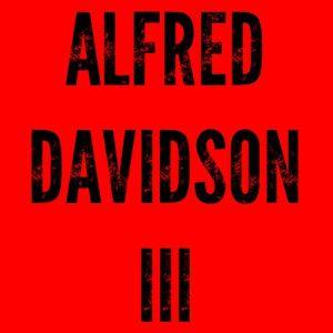 Alfred Davidson III