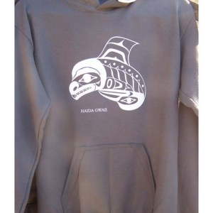Hoodie Killer Whale design by Cooper Wilson