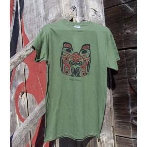 T-Shirt Bear Design by Bill Reid
