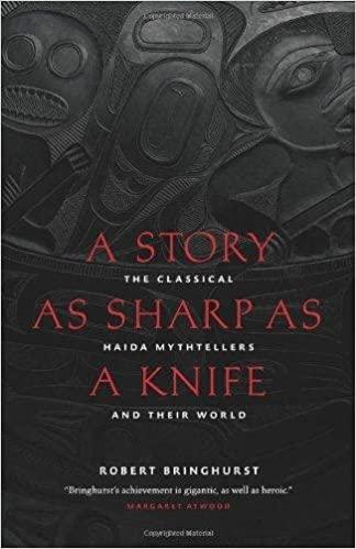 A Story as a Sharp as a Knife