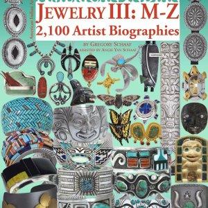 American Indian Jewelry III
