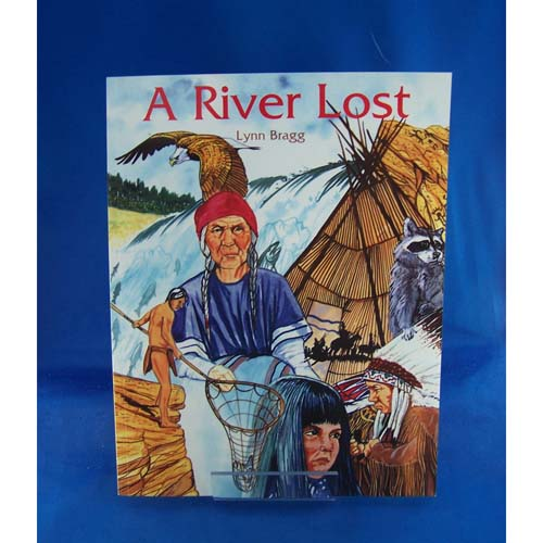 Book-A River Lost