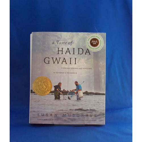 Book-A Taste of Haida Gwaii