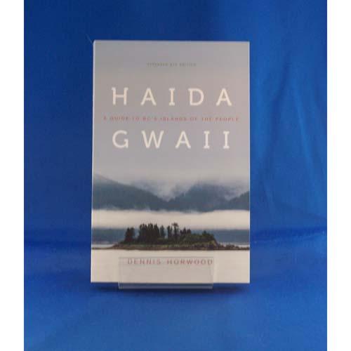 Book-Haida Gwaii A Guide
