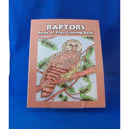 Book-Raptors Birds of Prey