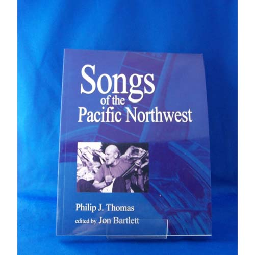 Book-Songs of the Pacific Northwest