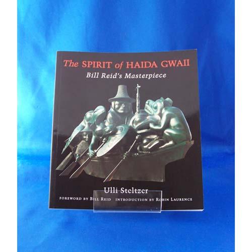Book-The Spriit of Haida Gwaii