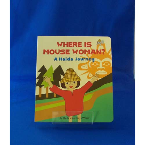 Book-Where is Mouse Woman
