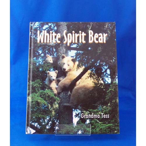 Book-White Spirit Bear