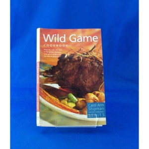 Book-Wild Game Cook Book