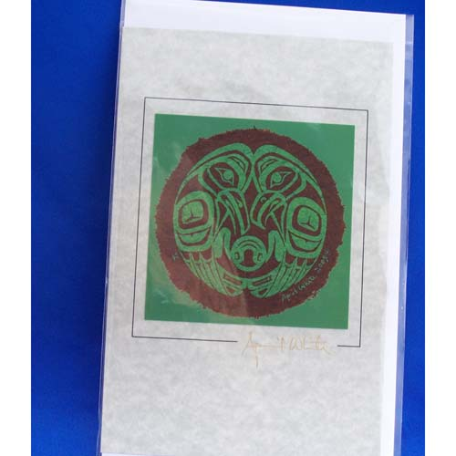 Card-Conceprtion Zygote in Telophase 5 by April White
