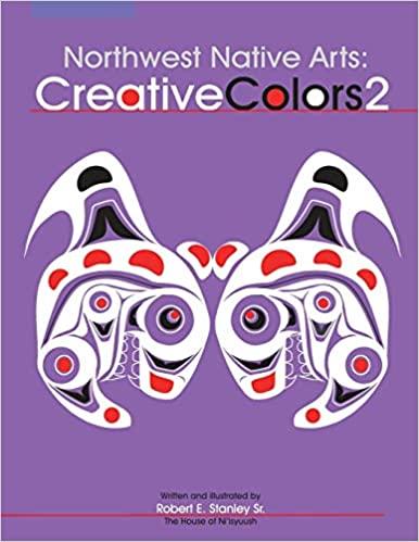 Northwest Native Arts: Creative Colours 2