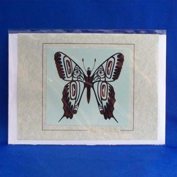 Haida Butterfly