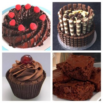 It's National Chocolate Cake Day!