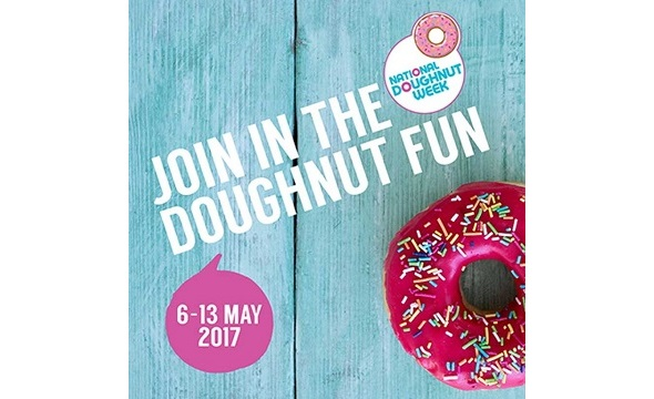 It's National Doughnut Week 2017!