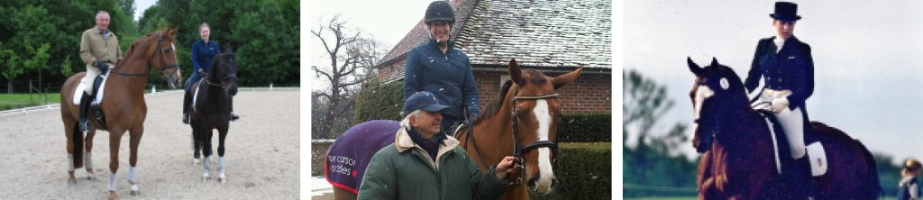International Grand Prix Dressage Rider, British Horse Society Accredited Coach and British Dressage Para Coach and Trainer