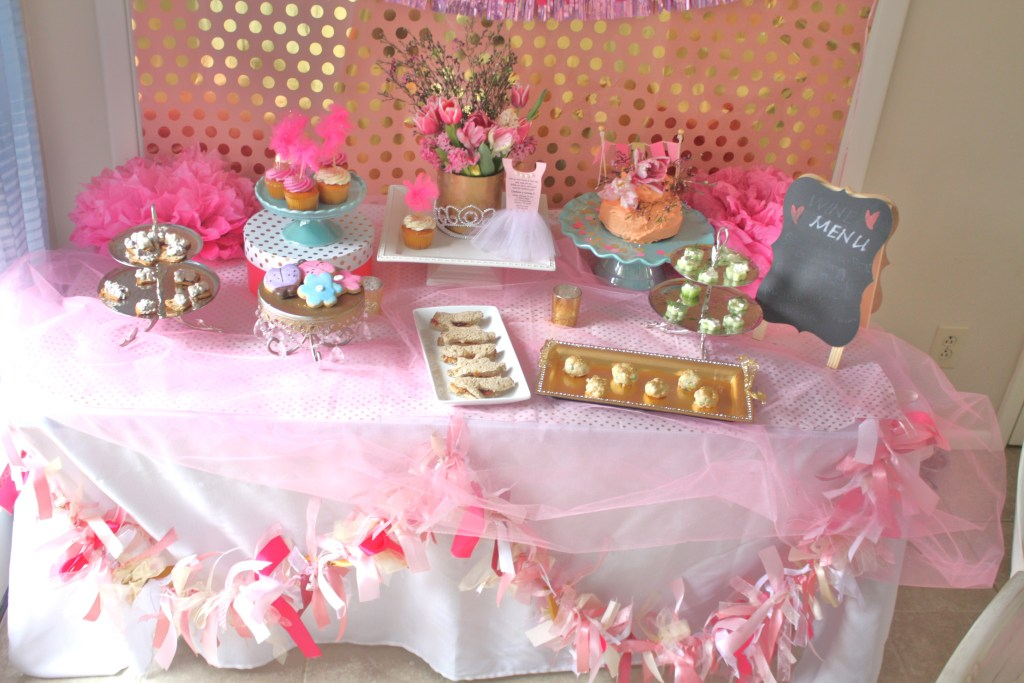 Turning 2 Tutu and Bow Tie Tea Party via Sarah Sofia Productions