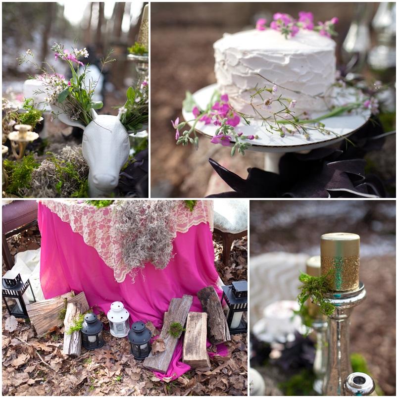 Rustic Wedding Alice and Wonderland Styled Shoot 2