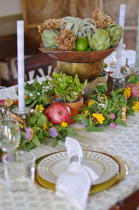 Ciburbanity Thanksgiving Tablescape