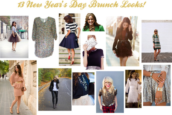 17 New Years Day Brunch and Holiday Looks Sarah Sofia Productions